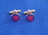 BLUES AND ROYALS CUFF LINKS